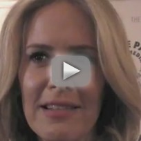 Sarah Paulson PaleyFest Interview
