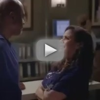 "Grey's Anatomy ""One Step Too Far"" Clip: Richard and Dr. Avery"