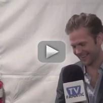 Matt Davis PaleyFest Interview