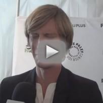Gabriel Mann PaleyFest Interview