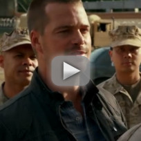 NCIS LA 'Vengeance' Clip: One of Us