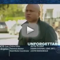NCIS LA 'Patriot Acts' Promo