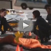 Bones 'The Bump in the Road' Clip - On the Scene