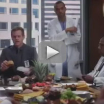 "Grey's Anatomy ""Support System"" Clip - Acting Chief"