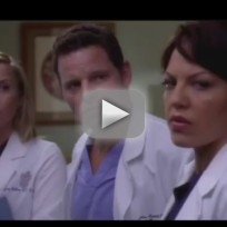 Greys anatomy promo the girl with no name