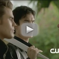 The Vampire Diaries and The Secret Circle Return Promo
