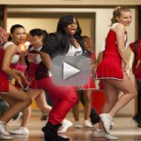 Glee performance clip disco inferno