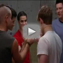 Glee promo dance with somebody