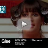 Glee promo choke