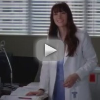 Grey's Anatomy 'Moment of Truth' Clip - I Need You Lex