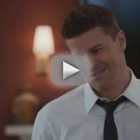 Bones 'The Family in the Feud' Clip - She Loves Him!