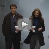 Castle Season Finale Clip: Making a Date