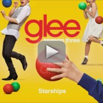 Glee Cast - Starships