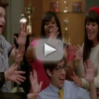 "Glee Season 3 Finale Promo: ""Goodbye"""