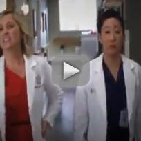 "Grey's Anatomy Clip: ""Everybody's Crying Mercy"""