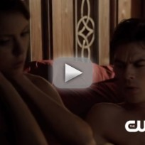 The vampire diaries clip dreaming of stefan