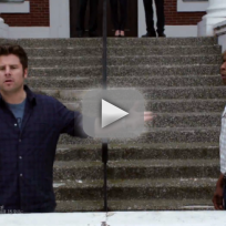 Psych the musical promo ready to dance
