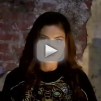 Phoebe Tonkin: The Originals Set Interview