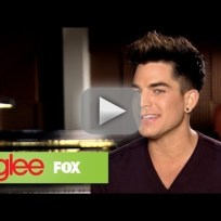 Adam Lambert Talks Glee Character