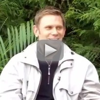 Mark Pellegrino Set Interview