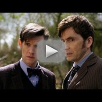 Doctor Who Anniversary Trailer