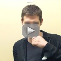 Joseph Morgan on Hayley: Let's Microchip Her!