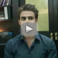 Paul wesley set interview
