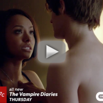 "The Vampire Diaries Promo - ""Dead Man on Campus"""