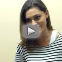 Phoebe Tonkin Loves Her Fake Belly