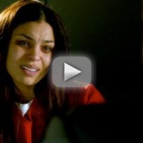 Jordin sparks on csi behind the scenes