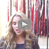 The Originals Set Visit: Claire Holt Interview