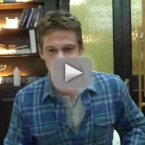 Zach Roerig Talks Threesomes, The Vampire Diaries Season 5