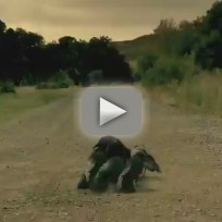 Justified season 5 teaser roadkill