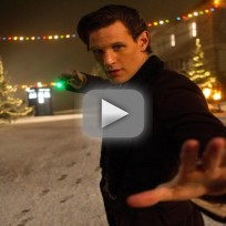 Doctor who christmas episode promo