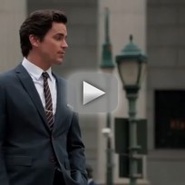"White Collar Clip - ""No Good Deed"""