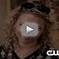 The Carrie Diaries Clip: Clearing the Room