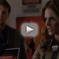 Castle-clip-a-dangerous-fire
