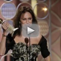 Jacqueline bisset acceptance speech