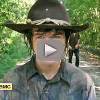 The Walking Dead Preview: Don't Look Back
