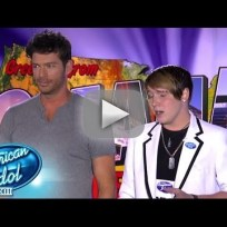 C.J. Jones American Idol Audition