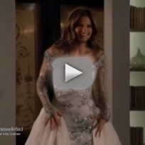 Castle clip the dress