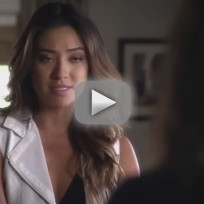 Pretty Little Liars Clip: Suspicions About Shana