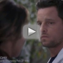 Grey's Anatomy Clip: A Question, Popped