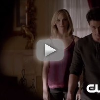 The vampire diaries clip matts new friend