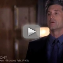 Grey's Anatomy Clip - POTUS Problems