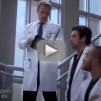 Grey's Anatomy Clip - No Fraternizing!