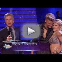 Cody Simpson & Witney Carson: Cha Cha Cha