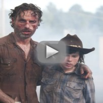 The walking dead season finale promo