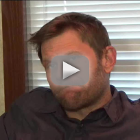 Mark pellegrino the tomorrow people set interview