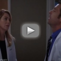 Grey's Anatomy Clip - Sickness Strikes!